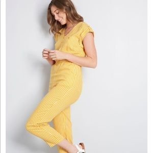 Instantly Easygoing Jumpsuit by ModCloth